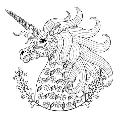 MANDALAS de unicornios???? kawaii para imprimir y colorear.[2018]