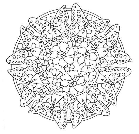 Mandalas Para Pintar: mandalas de naturaleza | Mandalas ...