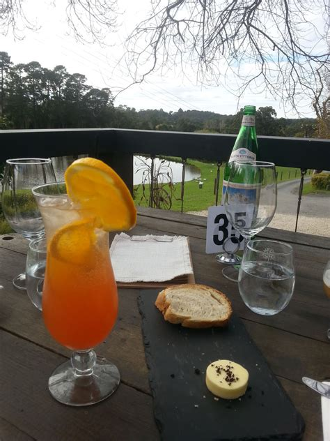 Mandarin Pie | Maximilians Restaurant Adelaide Hills, Review