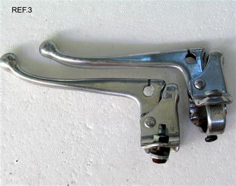 Manetas de los 70 de bicicleta clásica.Aluminio.   Portal ...