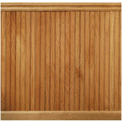 Manor House 96  Solid Wood Wall Paneling in Red Oak ...