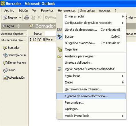 Manual de configuración las direcciones correo en ...
