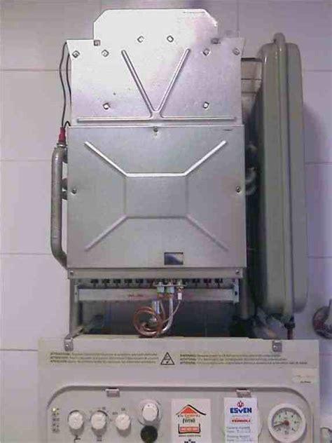 Manual usuario de caldera ferroli domina C24 atmosferica ...