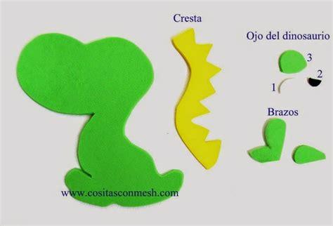 Manualidades para dia del niño dulcero dinosaurio ...