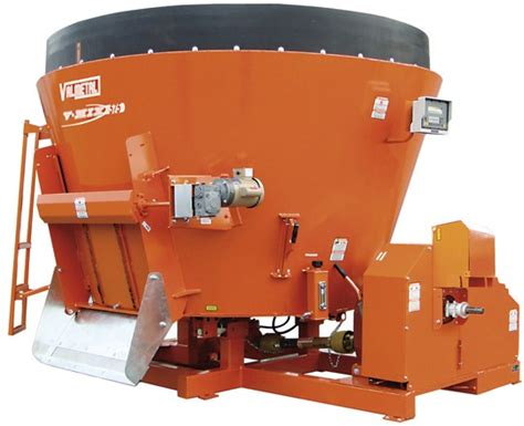 Manufacturers > Valmetal > Vertical Feed Mixers > Valmetal ...