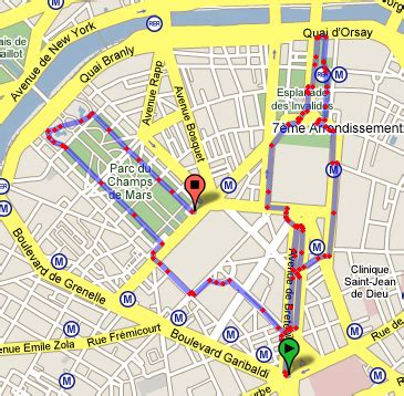 Map A Run   pushandwithstand