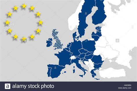 Map EU countries   European Union   Brexit UK   World map ...