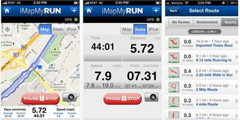 Map My Run   Harrington & Edelman Reviews