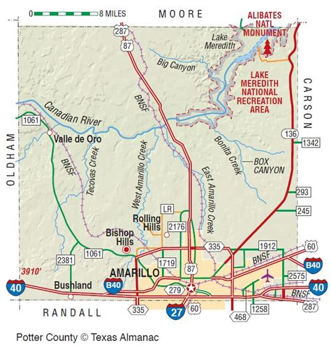 Map Of Amarillo Afb Pictures to Pin on Pinterest - ThePinsta