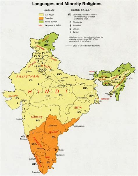 Map of India: A Source for All Kinds of Maps of India