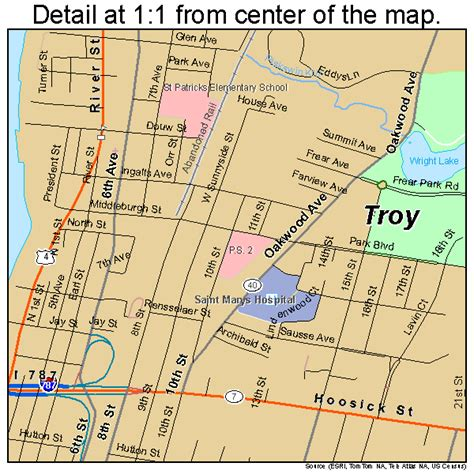 Map Of Troy | My blog