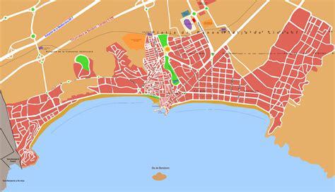 mapa benidorm – World Map, Weltkarte, Peta Dunia, Mapa del ...