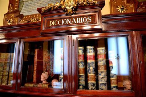Mapa de diccionarios | Real Academia Española