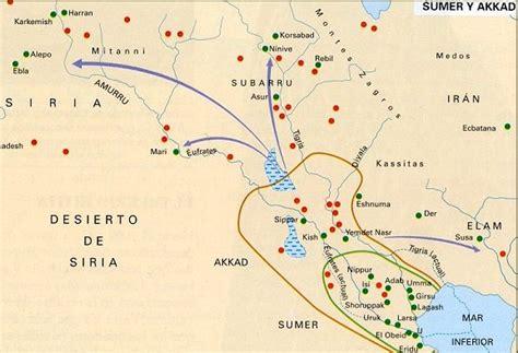 Mapa de Mesopotamia   Mapa Físico, Geográfico, Político ...