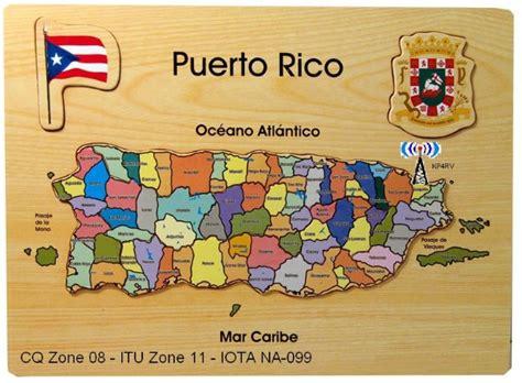 Mapa De Puerto Rico Con Pueblos | newhairstylesformen2014.com