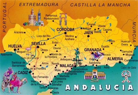 Mapa de Sevilla   Viajar a Sevilla