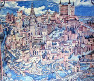 Mapa de Toledo Capital   Callejero de Toledo Ciudad