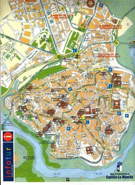 Mapa De Toledo | threeblindants.com