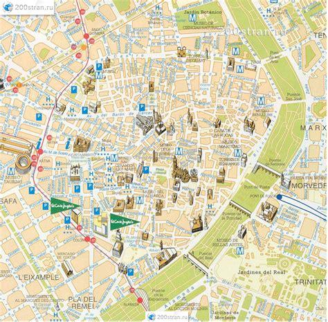Mapa de Venecia - Mapa Michelin Venecia | Trayectorio