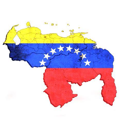 Mapa De Venezuela | threeblindants.com