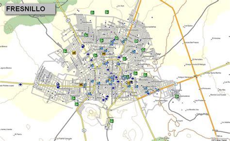 Mapa Del Estado De Guanajuato | Car Interior Design