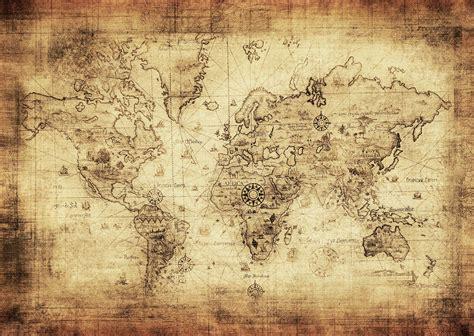 mapa del mundo antiguo | Cosas para comprar | Pinterest ...