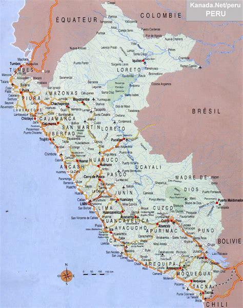 Mapa Del Peru Y Departamentos | newhairstylesformen2014.com
