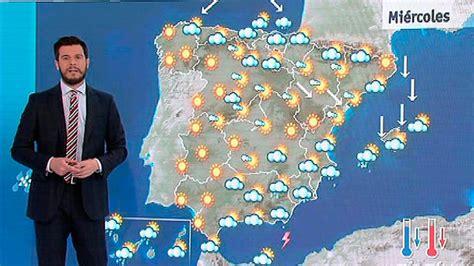 Mapa Del Tiempo En España Mañana | My blog