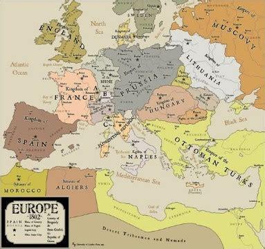 Mapa e imagenes del continente europeo y sus paises ...