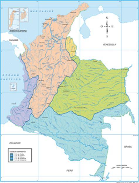 Mapa Hidrografico Mapa de | Mapa Hidrografico