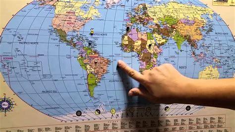 Mapa magnético   Mundi político   YouTube