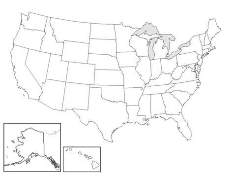 Mapa Mudo Estados Unidos De America