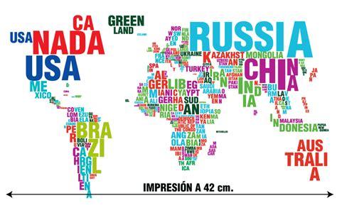 Mapa Mundi   Kamisetas.com