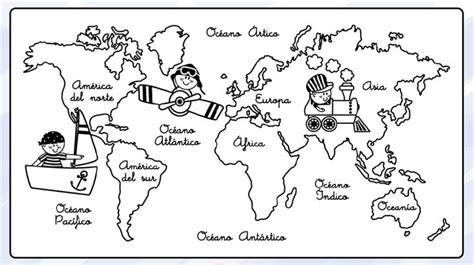 mapa mundi para colorir grande_Pesquisa do Baidu | Estudo ...