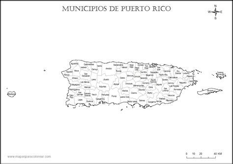 Mapa Municipios Puerto Rico Related Keywords   Mapa ...
