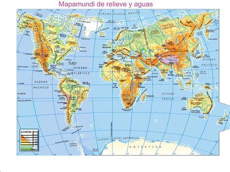 Mapa Politico Del Mundo Interactivo
