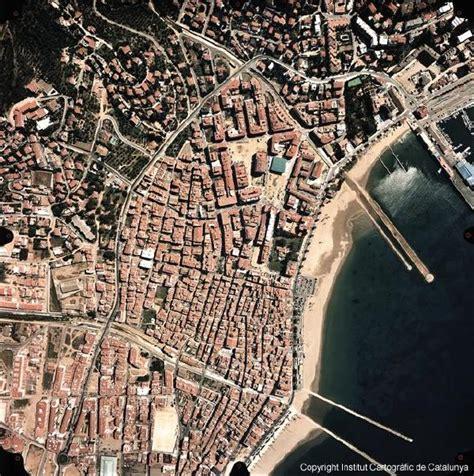 Mapa Satelital de Rosas, España - mapa.owje.com