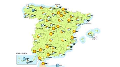 Mapa Tiempo España | threeblindants.com