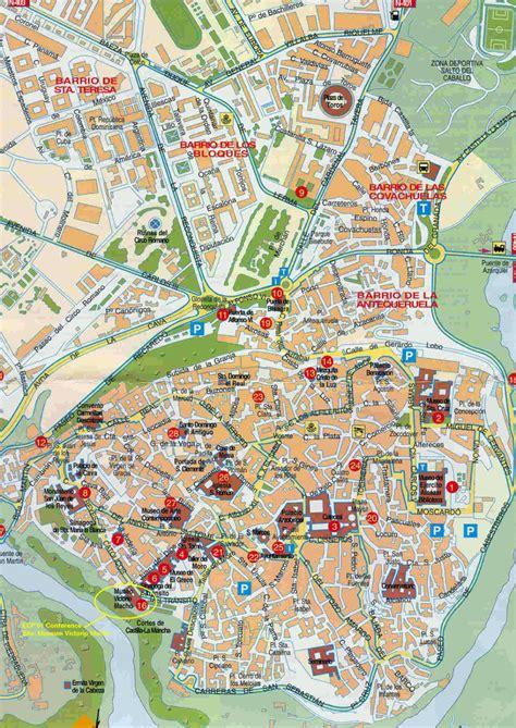 Mapa Toledo  Plano de Toledo