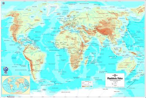 Mapamundi, 100 mapas del mundo para imprimir y descargar ...