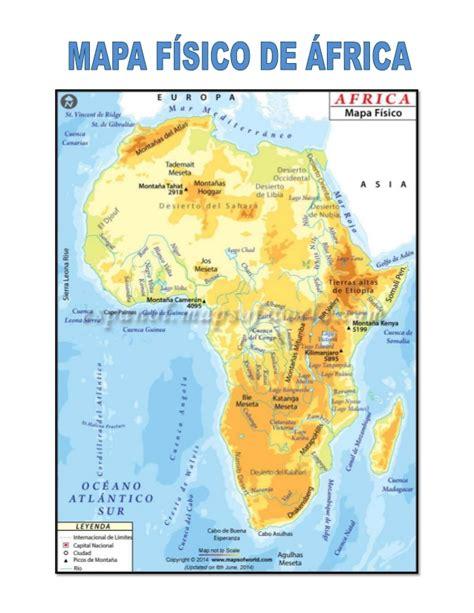 Mapas de africa