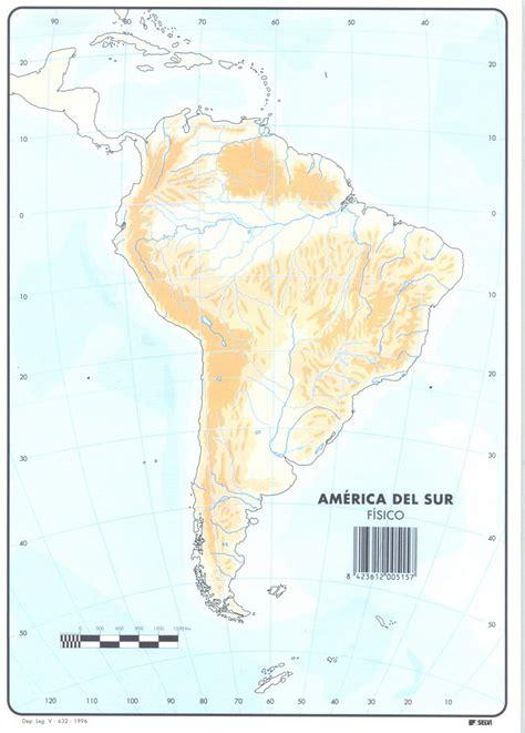 Mapas de América | Un rincón en casa