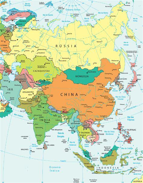 Mapas De Asia - Huge Cock Thumb