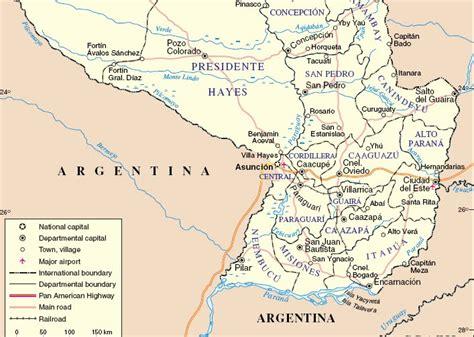 Mapas de Ciudad Del Este   Paraguai | MapasBlog