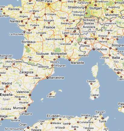 Mapas de Italia: Autopistas, autovias, aeropuertos ...