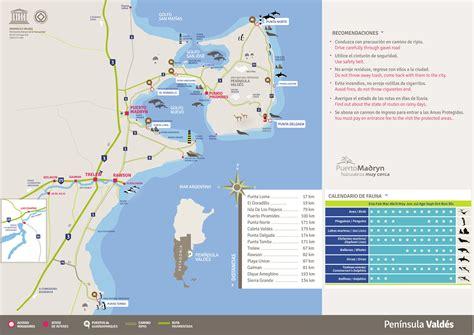 Mapas de Puerto Madryn