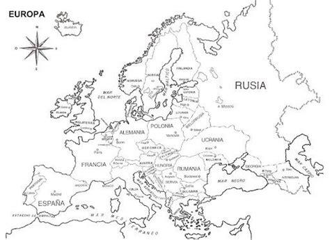 MAPAS DEL MUNDO: MAPAS PARA COLOREAR | Social Studies ...