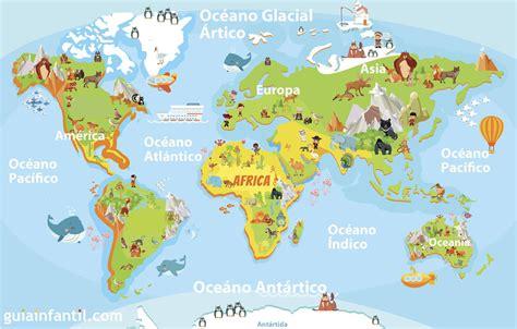 Mapas   El Rincón De Aprender