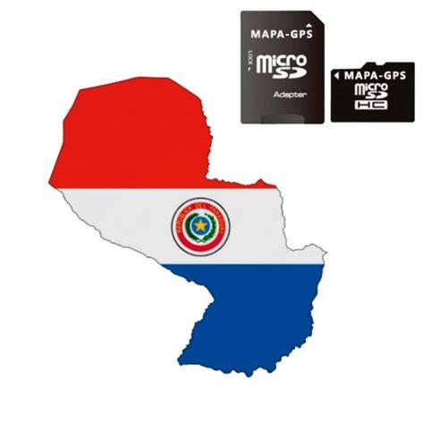 Mapas Garmin: Mapa para GPS Garmin Paraguay 2017 en Mapa ...