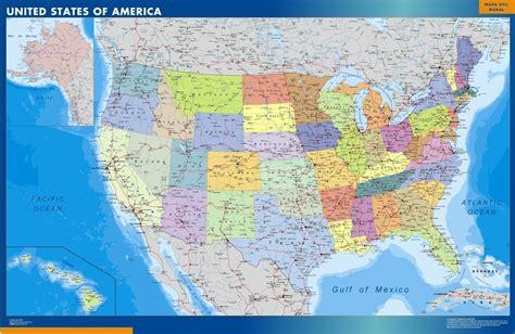 Mapas Mexico, Latinoamerica y el Mundo